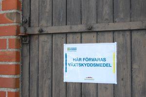 Växtskyddsmedel, Näsgård Mobile
