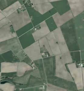 Näsgård Karta, luftfoto